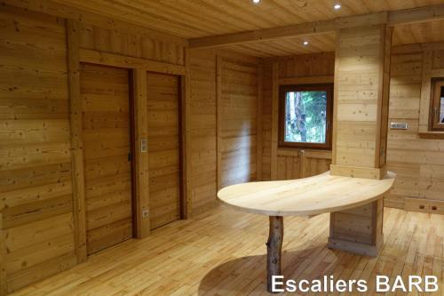 Chalet epicea thermo