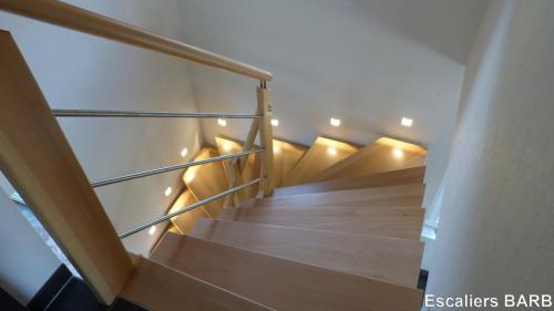 balancement escalier