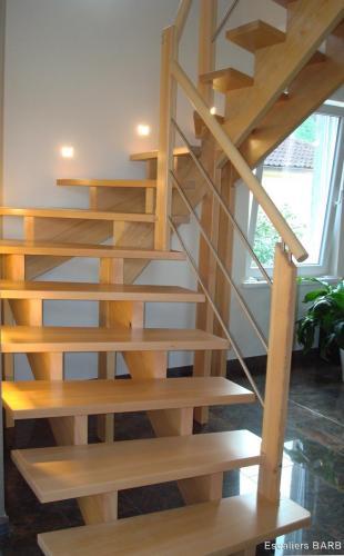 escalier cremaillere